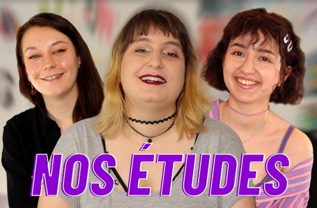 Le parcours étudiant de l'équipe madmoiZelle en vidéo : EPISODE 1