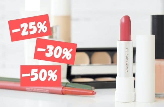 Bon plan : 13 produits make up en promo chez Sephora pour les Beauty Days !
