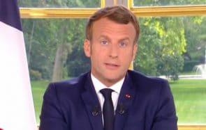 Retours en cours, frontières, racisme… Ce qu'il faut retenir du discours de Macron