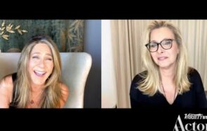 Jennifer Aniston et Lisa Kudrow se remémorent le tournage de Friends !