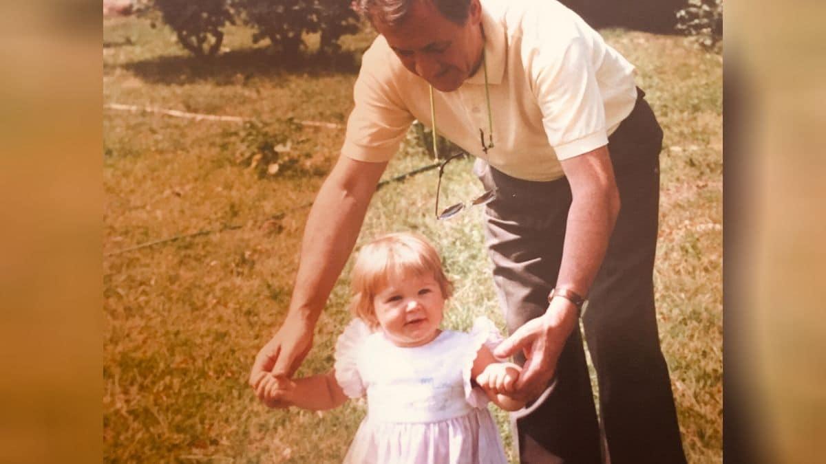 Lettre d'amour à mon père décédé
