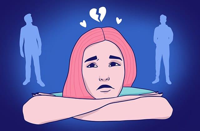 Cœur brisé et dépression:la pire année de ma vie continue