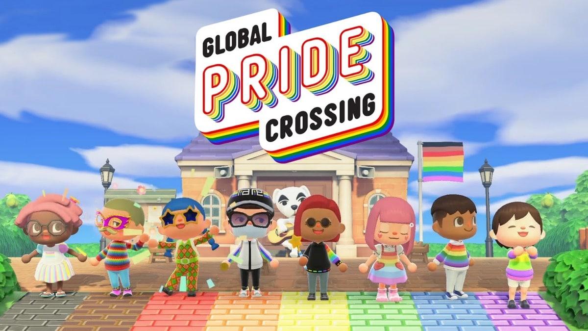 Comment célébrer la Pride dans Animal Crossing