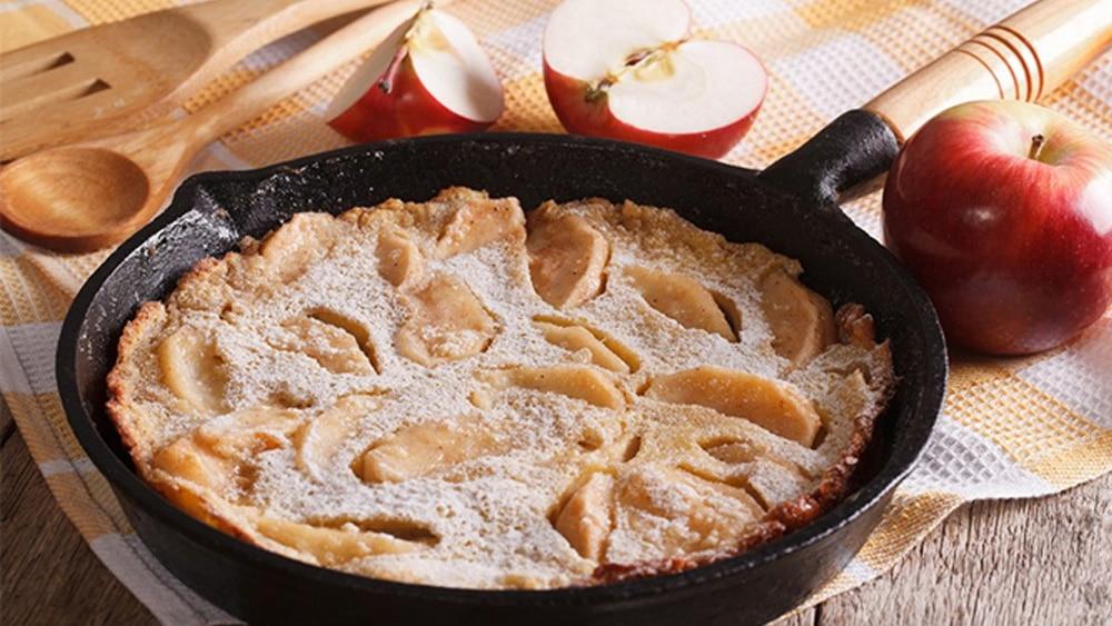 3 recettes de gâteaux à cuire à la poêle