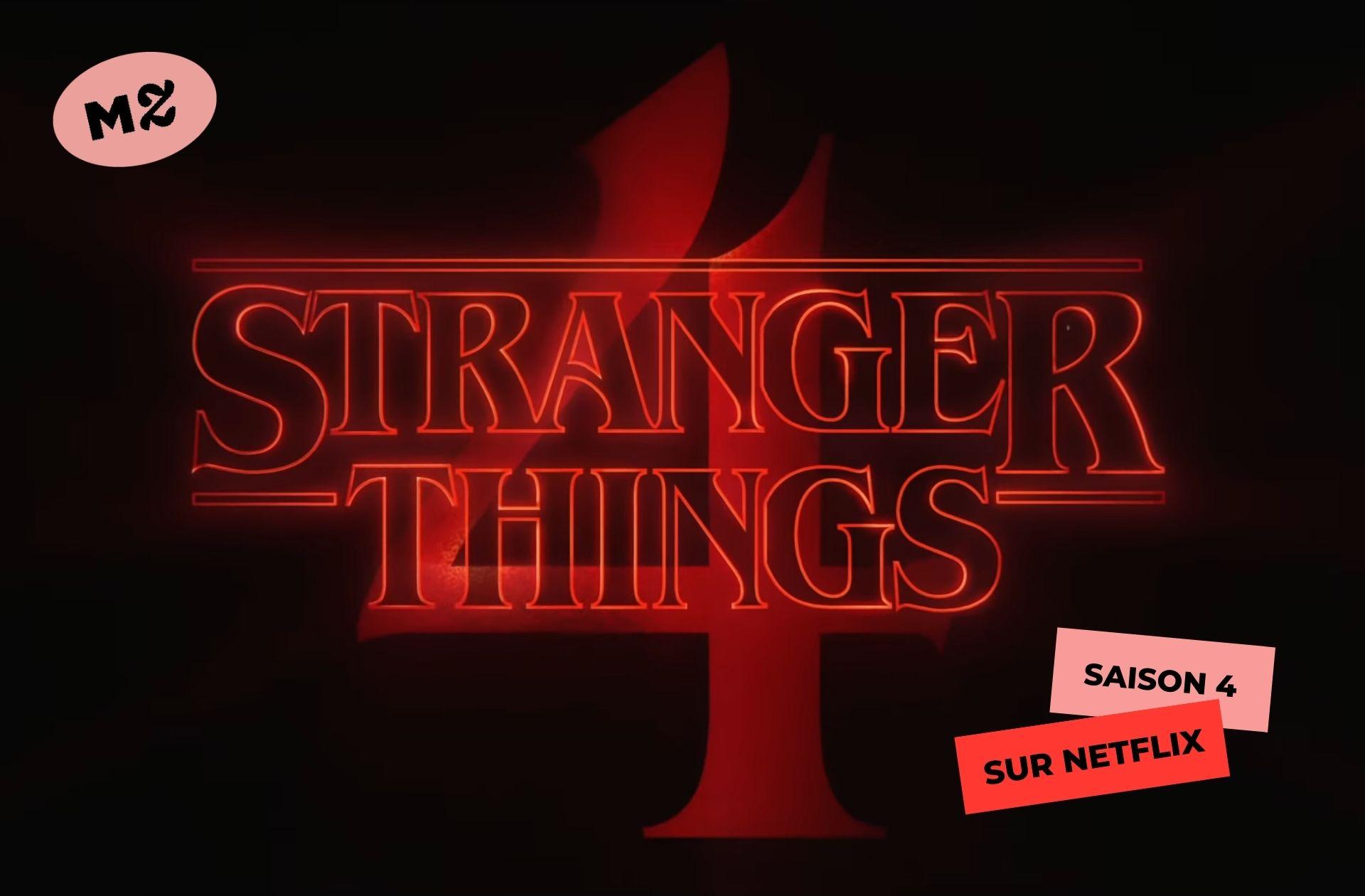Voici un aperçu flippant de « Stranger Things»saison 4