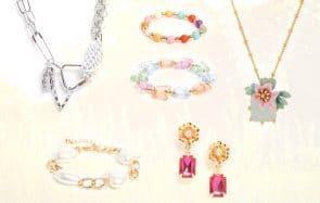 Trouve tes bijoux en soldes selon l'esthétique qui te correspond