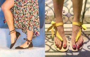 10 paires de chaussures éthiques et écologiques pour l'été