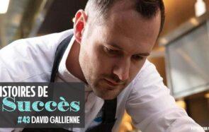 Comment David Gallienne est devenu le premier Top Chef étoilé