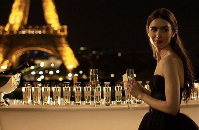 Emily in Paris, la série par le créateur de Sex and The City bientôt sur Netflix