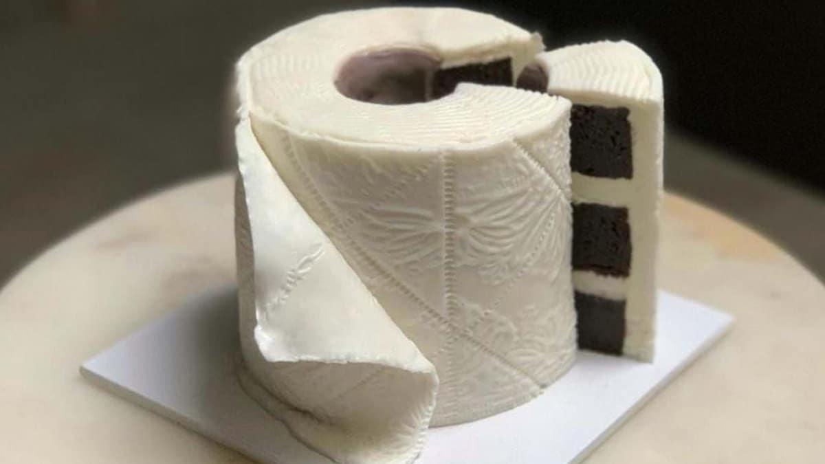 Le gâteau « trompe l'œil », le mème qui rend tout le monde taré !