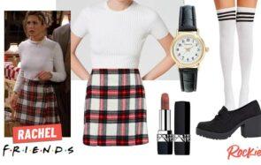 Get The Look Friends : les fringues de Rachel, Monica et Phoebe !