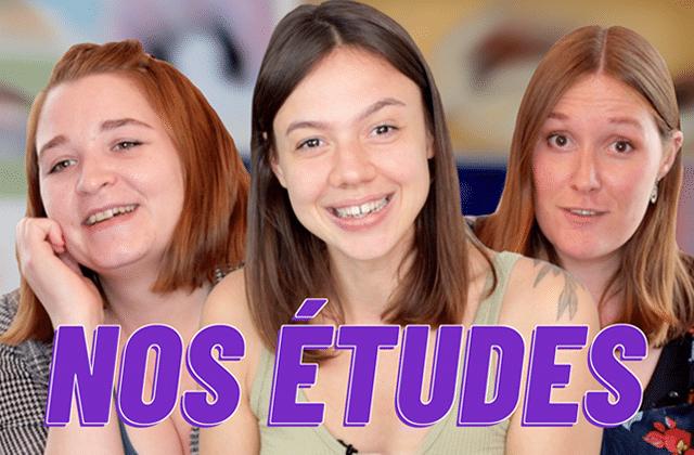 Le parcours étudiant de l'équipe madmoiZelle en vidéo : ÉPISODE 3