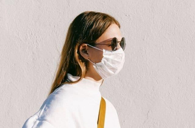 problèmes de peau masque covid-19