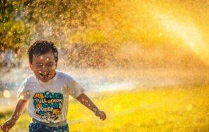 Comment rafraîchir ton enfant quand tu vis en appart