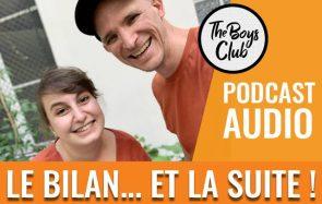 Des nouvelles de The Boys Club, notre podcast sur les masculinités!
