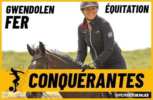 L'équitation, ce sport très féminin… avec peu de femmes à haut niveau