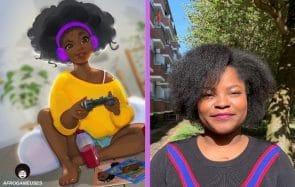 « Dans le jeu vidéo, une photo d'une fille noire, c'est un motif de harcèlement »