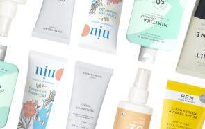 8 crèmes solaires bonnes pour la peau et pour la planète