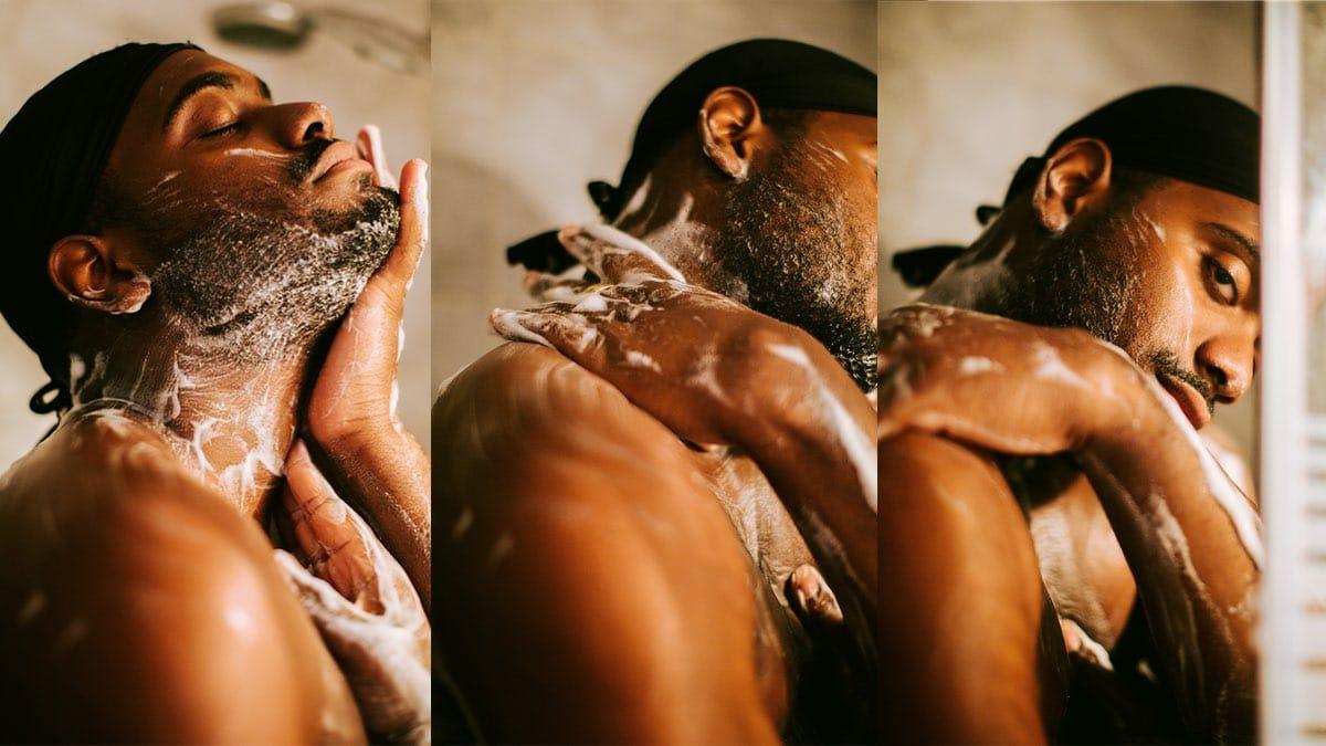 Ce projet artistique décentre le male gaze et célèbre l'homme érotique