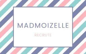 madmoiZelle & Rockie recrutent un ou une cheffe de pub en CDI!