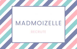 madmoiZelle recruteun ou une journaliste société en CDI!