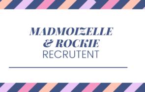 Rockie & madmoiZelle recrutent un ou une cheffe de pub en CDI!