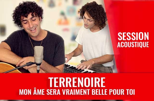 Découvre le groupe Terrenoire dans une session acoustique douceur pour la rentrée !