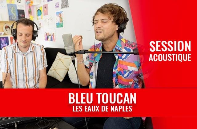 La dernière baignade de l'été avec la session live de Bleu Toucan