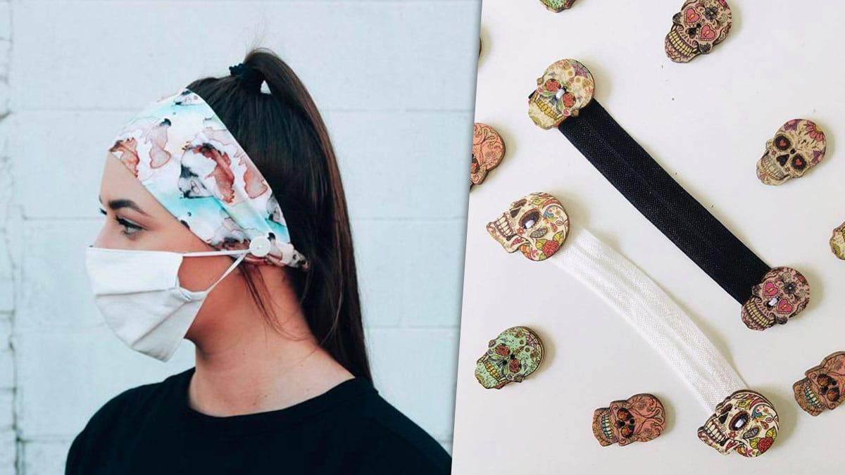 4 astuces pour ne pas avoir mal aux oreilles avec un masque