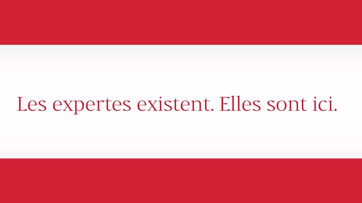 Que se passe-t-il avec le site Les Expertes ?