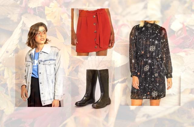4 looks d'automne pour toutes les morphologies