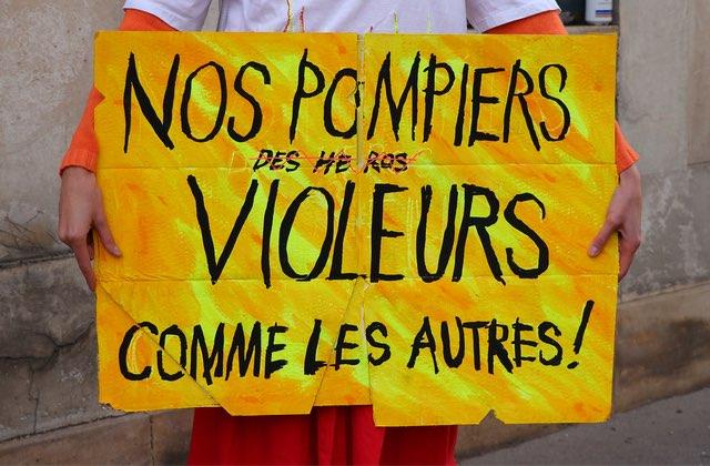 À la manif #JusticePourJulie : « Ce n'est pas un combat de femmes, c'est un combat de Société »