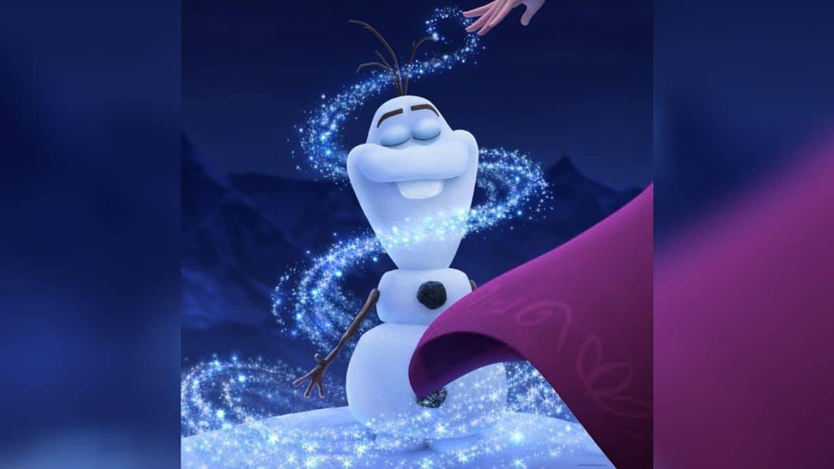 Vous pensiez en avoir terminé avec La Reine des Neiges ? C'est raté !