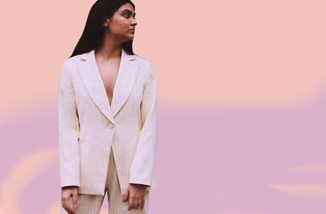 On vous raconte l'histoire du blazer, ce grand basique qui a marqué le féminisme