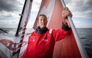Comment Sam Davies fait de son Vendée Globe une course féministe et caritative
