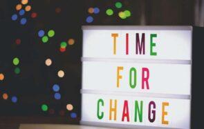 Et si vous profitiez du confinement pour changer vos habitudes ?