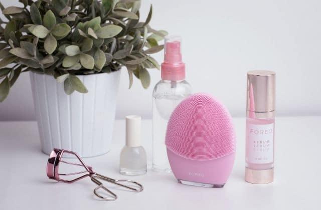 Bon plan skincare : brosses pour le visage et masque intelligent en promo !