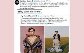 Harry Styles réagit aux commentaires sur sa robe suite à sa couverture pour «Vogue»