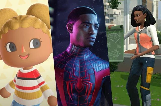Des «Sims» à «Animal Crossing», la représentation des personnes noires avance (lentement)