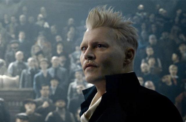 Johnny Depp, accusé de violences conjugales, est évincé des « Animaux fantastiques »