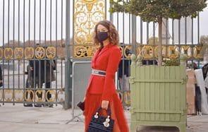 Léna Situations est allée à la Fashion Week en temps de pandémie… et elle raconte !