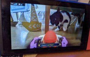 On a testé le Mario Kart « en vrai », dans 30m², avec un chat