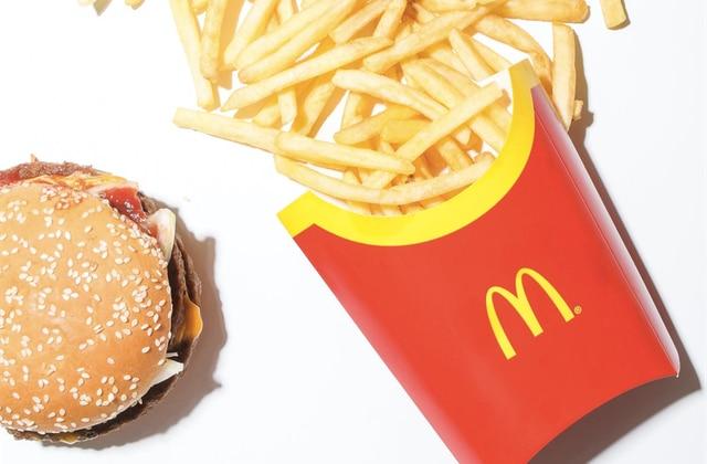 McDonald's annonce une ligne végé… en omettant un gros détail