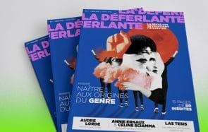 «La Déferlante», une nouvelle revue féministe française, débarque
