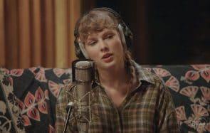 Taylor Swift surprend ses fans avec un film Disney+ disponible aujourd'hui!