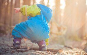 Sélection de vêtements enfants bien chauds pour jouer dehors par temps de Covid