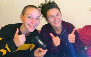 Louise Petrouchka et Louannemanshow se sont affrontées en DJ battle sur FUSER !