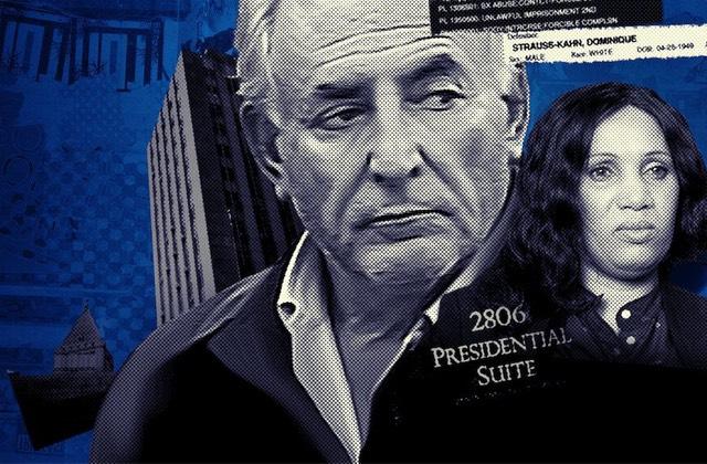 «Chambre 2806 : l'affaire DSK» : 3 séquences choquantes qui racontent le monde d'avant MeToo