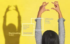 Pour 2021, Pantone dévoile non pas une mais deux couleurs de l'année