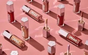 Fenty Beauty nous offre enfin les gloss sans paillettes que l'on mérite